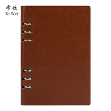 цены A5 Loose Leaf Notebook Simple B5 Business Stationery Korea Little Fresh Book Thickening Notepad Customization