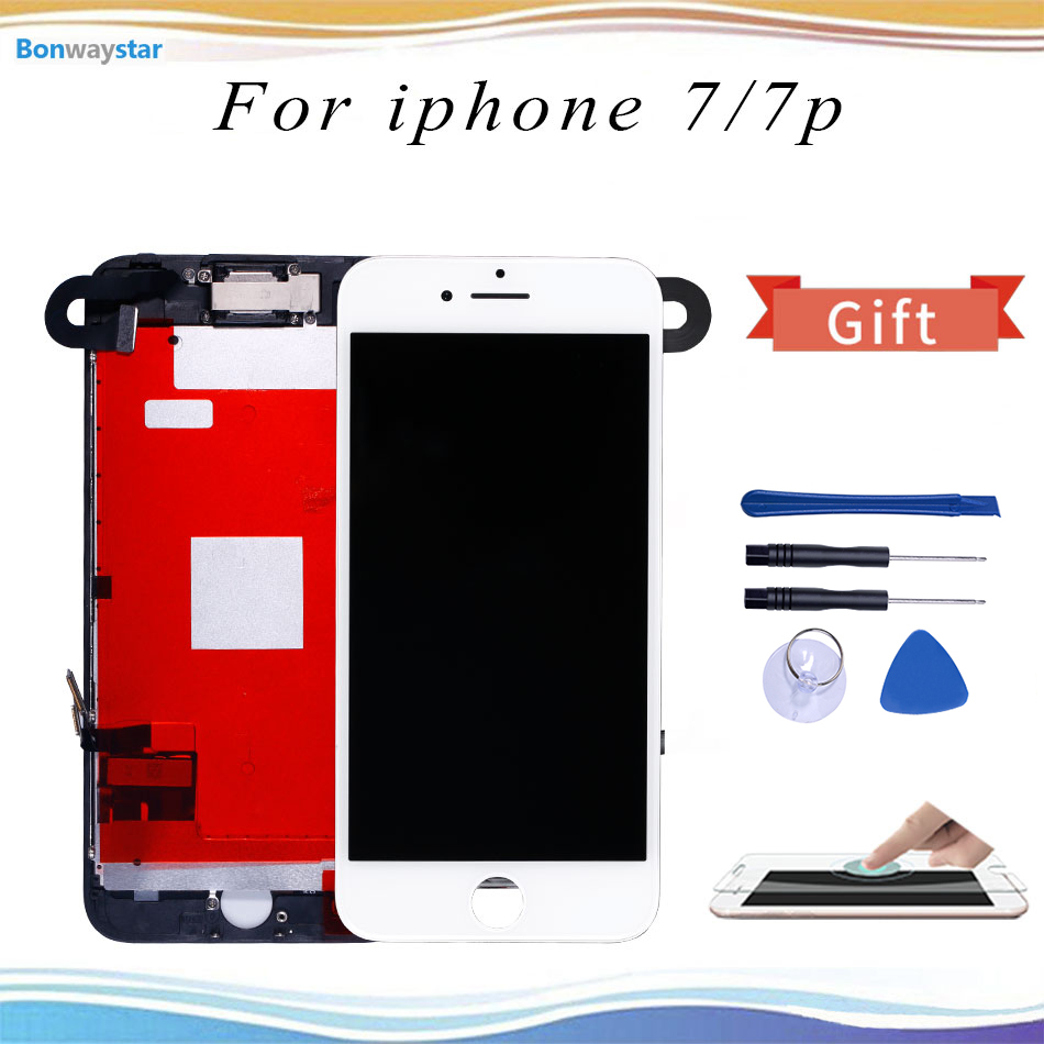 ORIGINAL AAA+++ 1334x750 Lcd for 4.7 iphone 7 Lcd kit Full set assembly Screen for 5.5 iPhone 7 plus Capacitive Screen  LCDORIGINAL AAA+++ 1334x750 Lcd for 4.7 iphone 7 Lcd kit Full set assembly Screen for 5.5 iPhone 7 plus Capacitive Screen  LCD