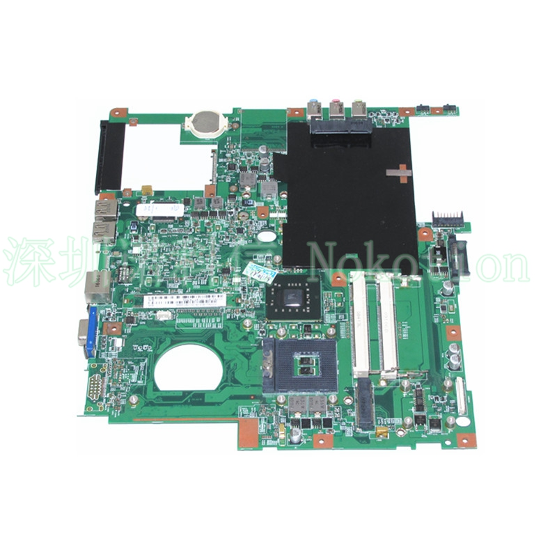 ФОТО MBEDB01001 MB.EDB01.001 48.4Z401.01M For acer extensa 5630 5230 5320 5930 motherboard without graphics slot GM45 DDR2