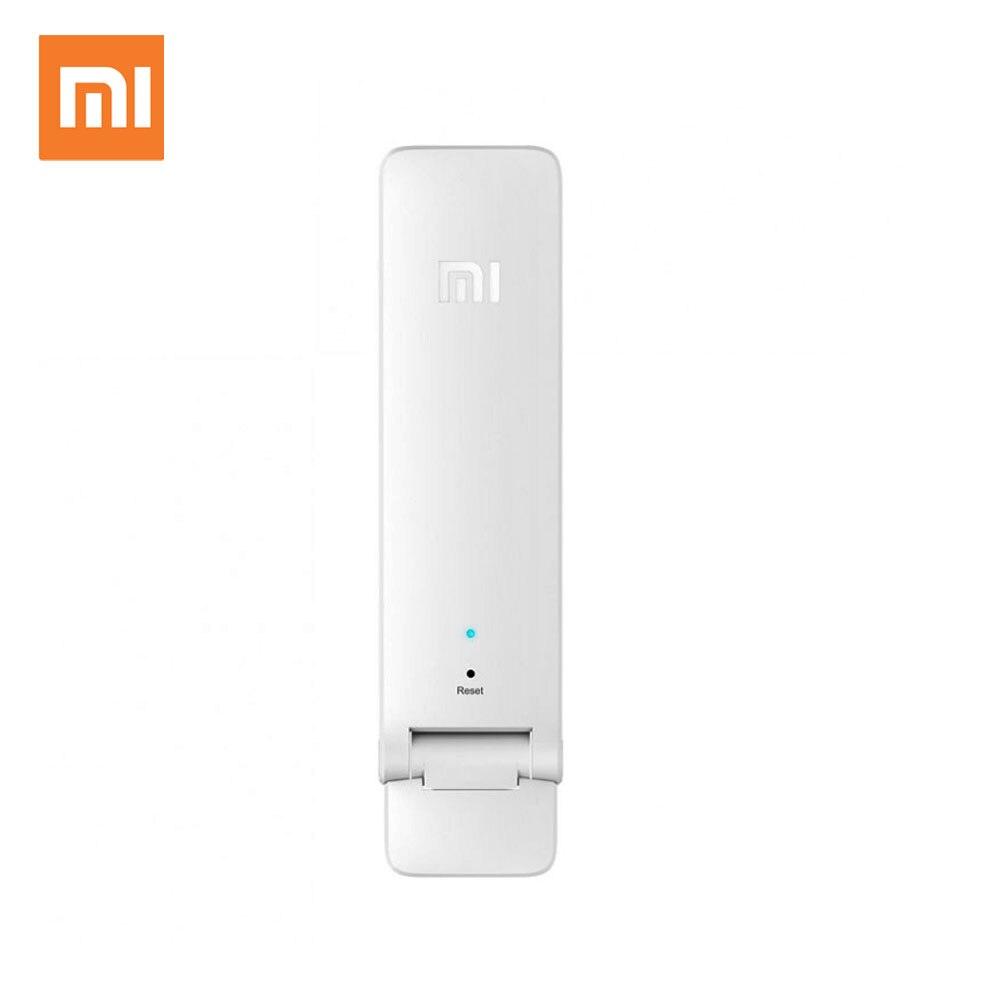 Originale Xiaomi WIFI Ripetitore 2 Amplificatore 300MPS 802.11n mini Universale Extende Repitidor Router Wireless USB Ripetitore di Segnale