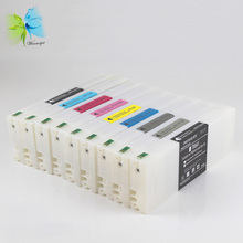Winnerjet 9 Color 700ml T8041-T8049 Full HDX Pigment Ink Cartridge For Epson P6000 P8000 printer