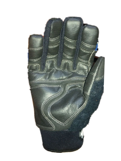 100 waterproof and windproof cut resistant performance work glove Large Blue in Safety Gloves from Security Protection