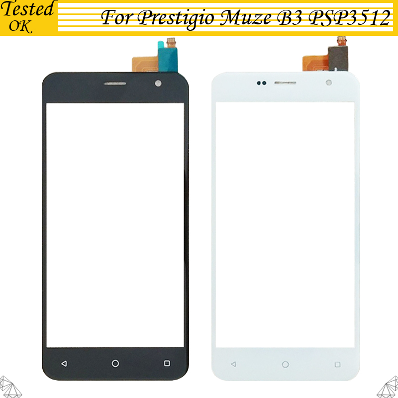 Tested Well For <font><b>Prestigio</b></font> Muze B3 PSP3512DUO <font><b>PSP3512</b></font> DUO Touch Screen Sensor Front Glass Lens For <font><b>Prestigio</b></font> PSP 3512 TouchScreen image