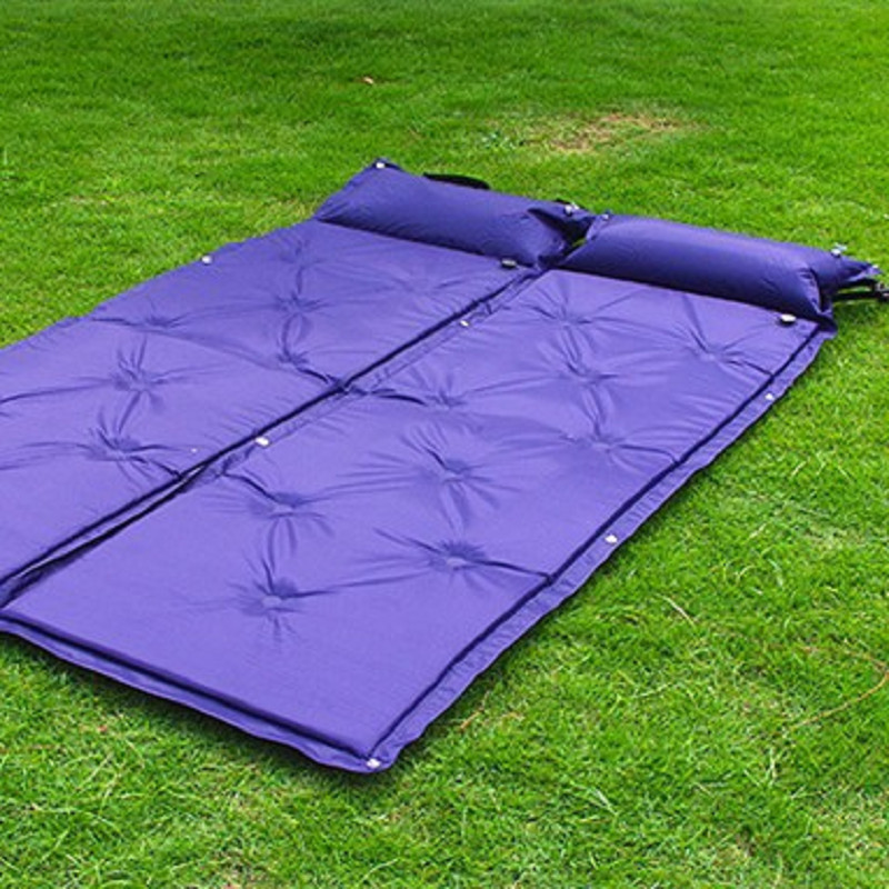 Outdoor Camping Mat Automatic Inflatable Mat Sleeping Pad