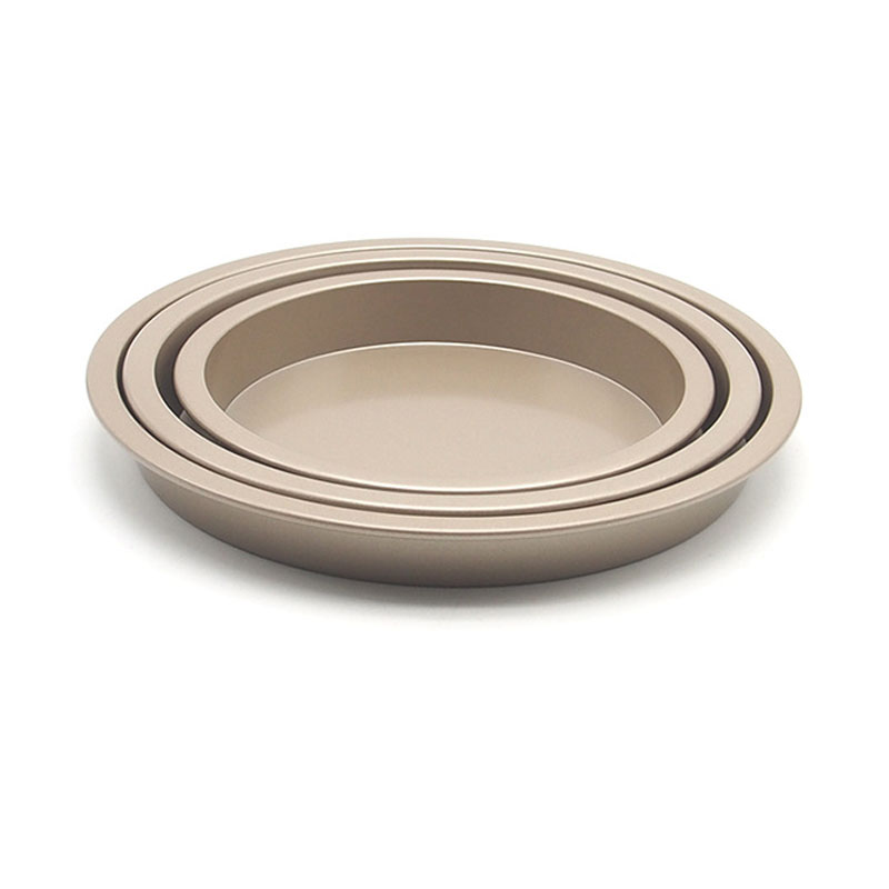 6 inch / 7 inch / 8 inch steel pizza pie pan gold Round pie baking mold on Aliexpress.com | Alibaba Group  sc 1 st  AliExpress.com & 6 inch / 7 inch / 8 inch steel pizza pie pan gold Round pie baking ...