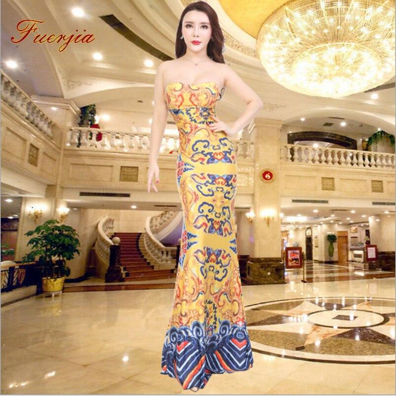 Spaghetti strap maxi dress by bobine