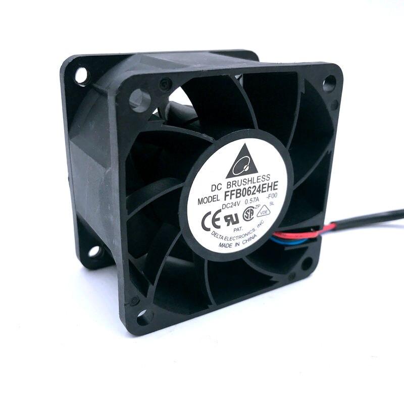 Nidec H60T12BHA7-57 T07 DC 12 V 0 57A 60x60x25 мм 4-провод Сервер