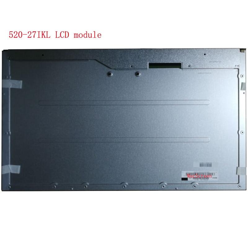 27 inch 2K New LCD Screen M270KCJ M270KCJ L5B LM270WQ4 SSB3 For Lenovo AIO 520 27IKL