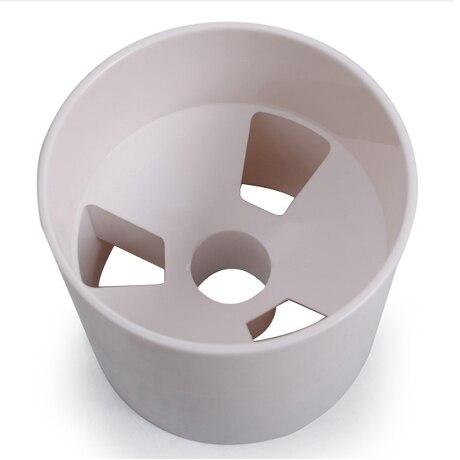 Envío gratis! plástico blanco práctica Golf Putting agujero copa Golf Club del g