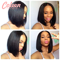 Brazilian Virgin Hair Straight Full Lace Wig Bob Lace Front Wigs Human Hair Bob Wigs Full Lace Human Hair Wigs For Black Women