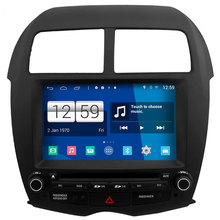 Winca S160 Android 4.4 System Car DVD GPS Head Unit Sat Nav for Mitsubishi RVR / ASX 2010 – 2012 with Wifi Radio Tape Recorder