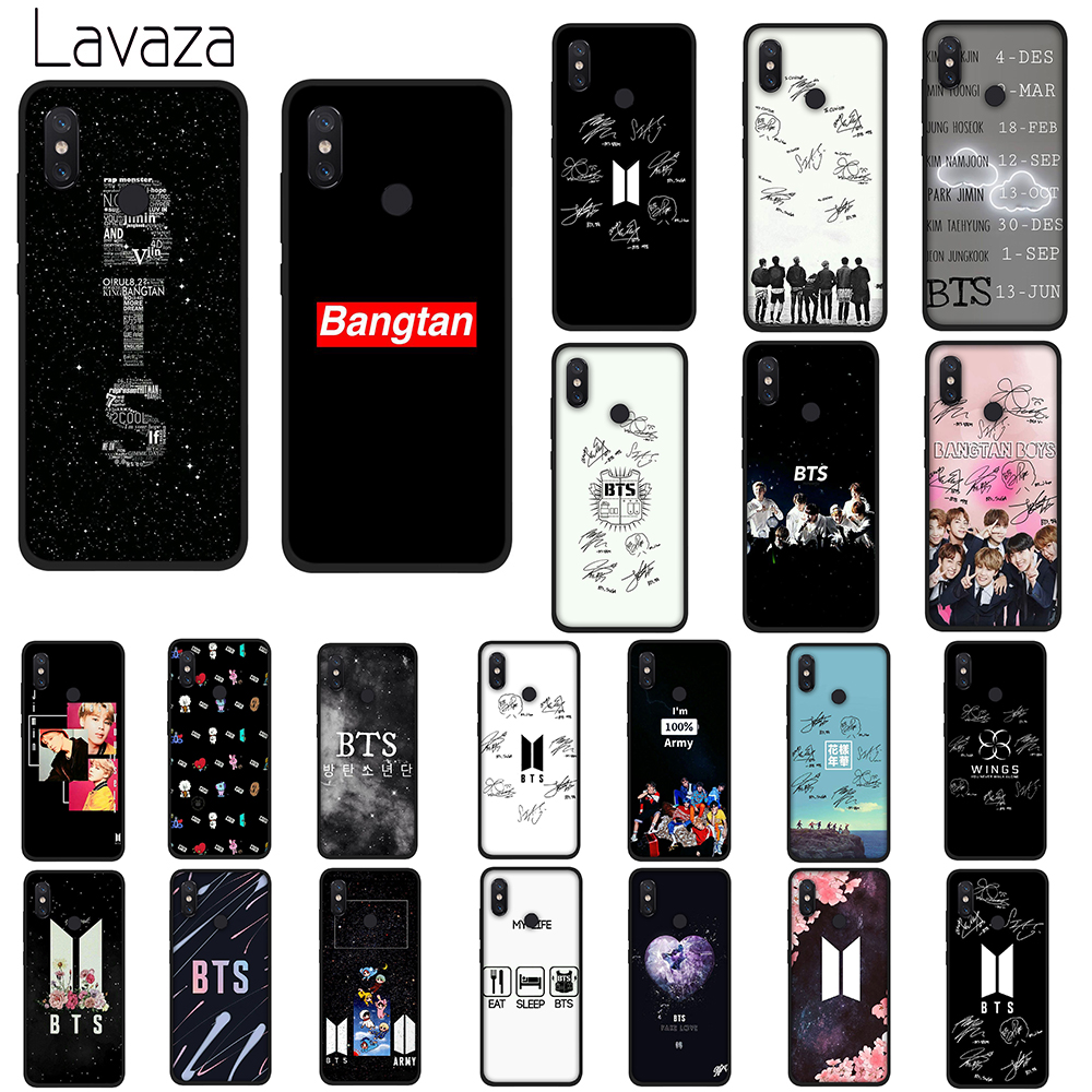 Cellphones & Telecommunications Buy Cheap Kpop Bts Signature Case For Huawei P8 P9 P10 P20lite Plus 2017 Cover Love Yourself Bangtan Bt21 Soft Silicone Cases Phone Bags & Cases