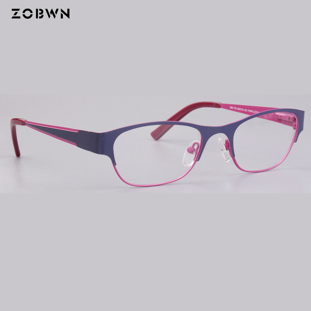 953e3b154fc ZOBWN Baby Kids Eyewear Frames Child Safety Eye Glasses With Clear Lens  Soft Flexible Optic Frame For Myopia lens computer gafas-in Eyewear Frames  from ...