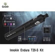 Original Innokin Endura T20-S electronic cigarette kit with Prism T20S MTL tank 1500mAh battery box mod Endura T20 S vape pen