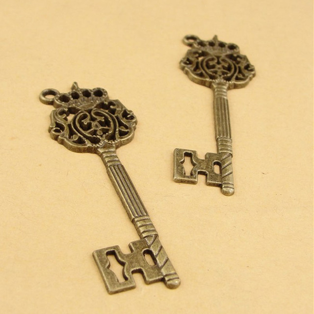 7022mm ancient korean jewelry manufacturers vintage keys charms new 7022mm ancient korean jewelry manufacturers vintage keys charms new diy handmade jewelry crown aloadofball Image collections