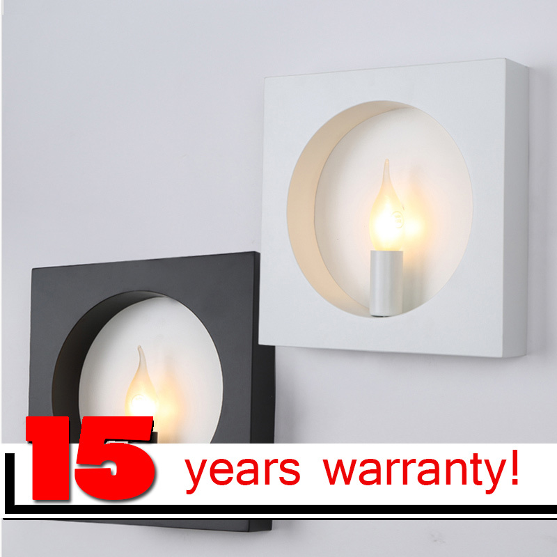 modern wall mounted light for living room foyer bed room dining lamps Sconce fixtures square indoor lighting wall lamp modern led wall lamps living sitting room foyer bar aisle lamp acrylic bed room wall lights wall mounted sconce lighting