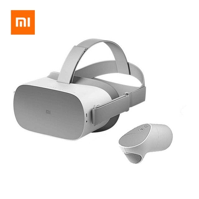 Оригинальный Xiaomi VR автономный все в одном VR очки 3D очки VR очки игра с 3GB32GB 2 К ЖК экран с пультом дистанционного управления
