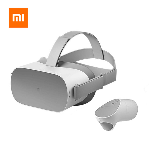 Original Xiaomi VR Standalone All In One VR Glasses 3D glasses VR Glasses Game With 3GB32GB 2K LCD Screen With Remote Controller xiaomi mi vr standalone all in one xiaomi vr glasses oculus 72hz display 2k hd screen with remote controller 3d vr headset