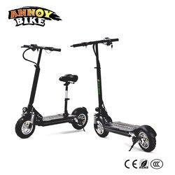 11 cali 48V 1000W skuter elektryczny rower Ebik Bicicleta Electrica motocykl elektryczny Eike 60 km/h z siedzeniem velo electrique adulte