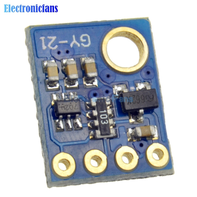 Hot Discount #4a8ef New SHT21 Digital Humidity And