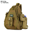 MOLLE Cross Body Bags Nylon Computer Assualt Packs Large Capacity Waterproof Military Bags