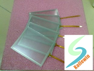 1pc Touch Glass 1301-X501/02-NA NEW work in good condition freeship s70601 na s700 used in good condition