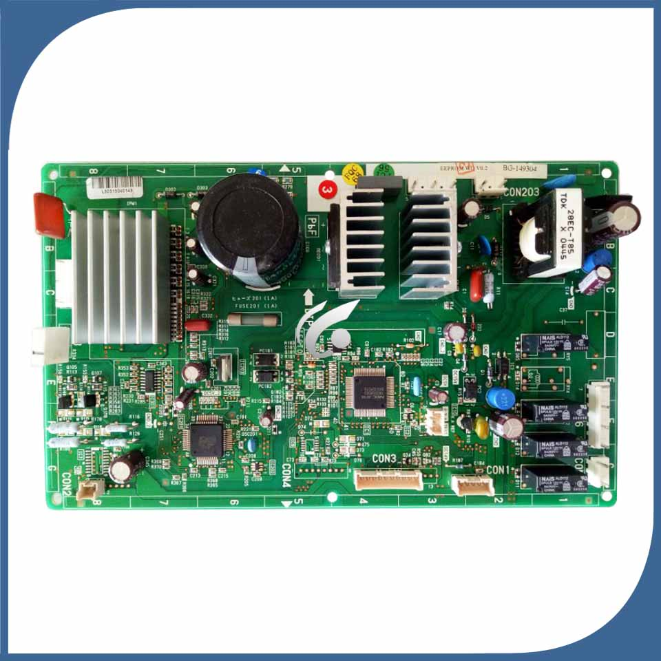 95% new used for refrigerator Computer board NR-C28WU1 EP-HK29324301A good working 95% new used for refrigerator computer board 06020085 06020103 good working