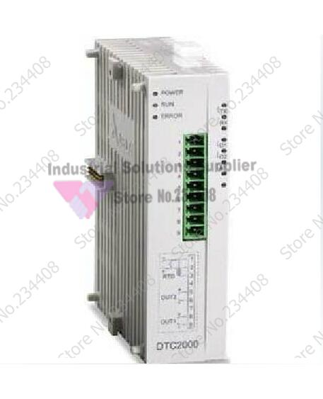 New Original Delta Series Temperature Controller DTC2000C DTC Thermostat Input DC24V output relay 4~20mA купить