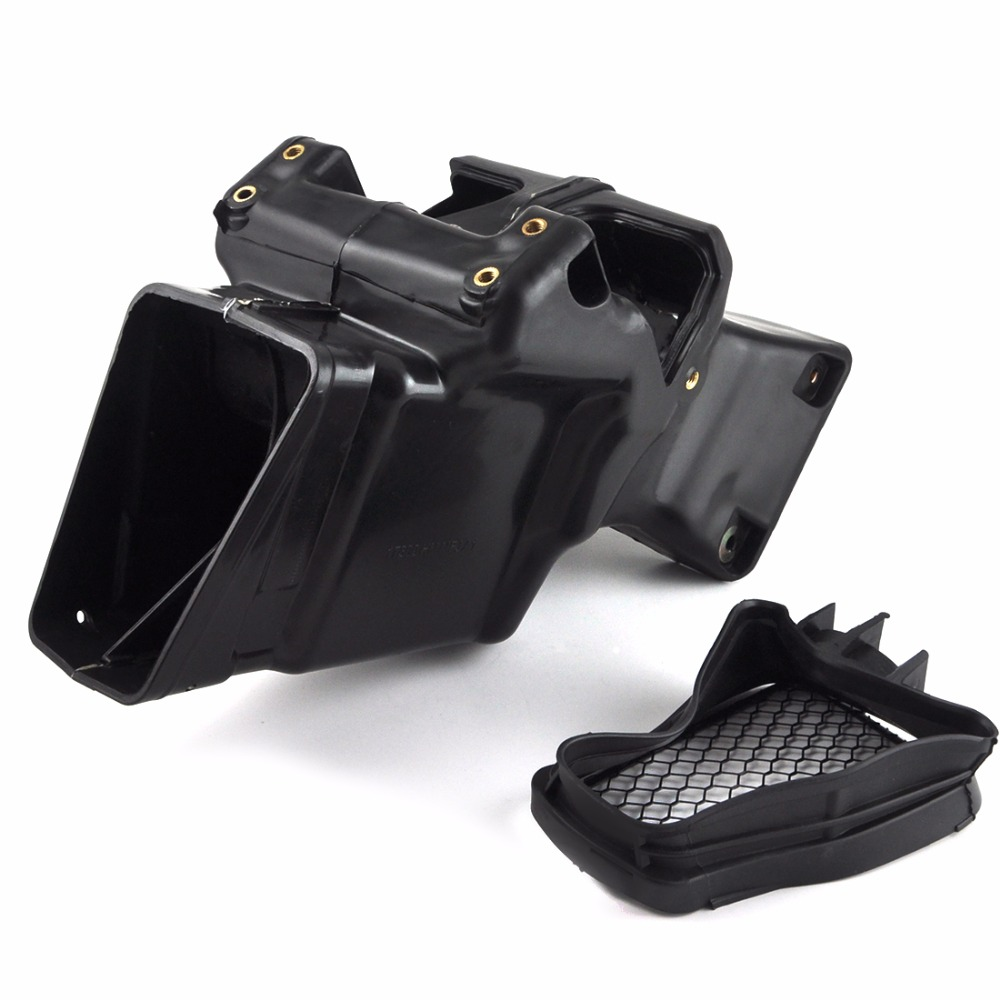KEMiMOTO Ram Air Tube Duct Intake for Honda CBR600RR Motocycle Parts for Honda CBR 600RR 2007 2008 2009 2010 2011 2012