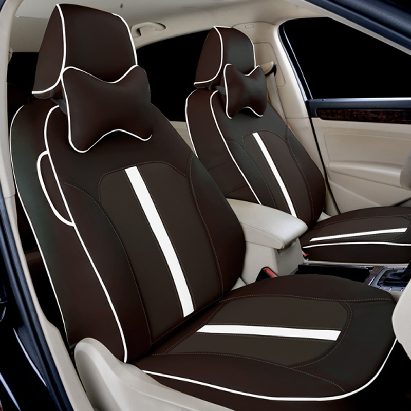 Aliexpress.com : Buy Custom car cover seats for Volkswagen UP car seat covers for VW PU leather ...