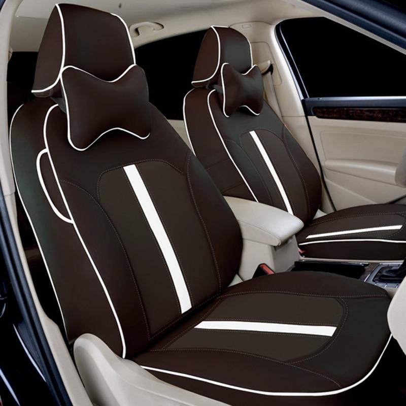 Aliexpress Buy Custom Car Cover Seats For Volkswagen