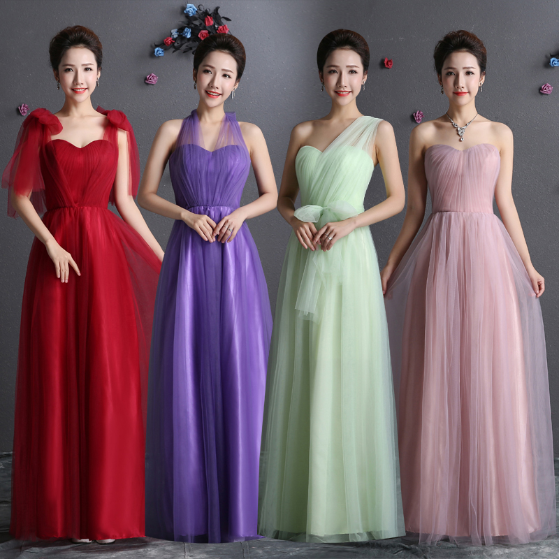 Fantástico Color Mandarina Vestidos De Dama Ideas Ornamento ...
