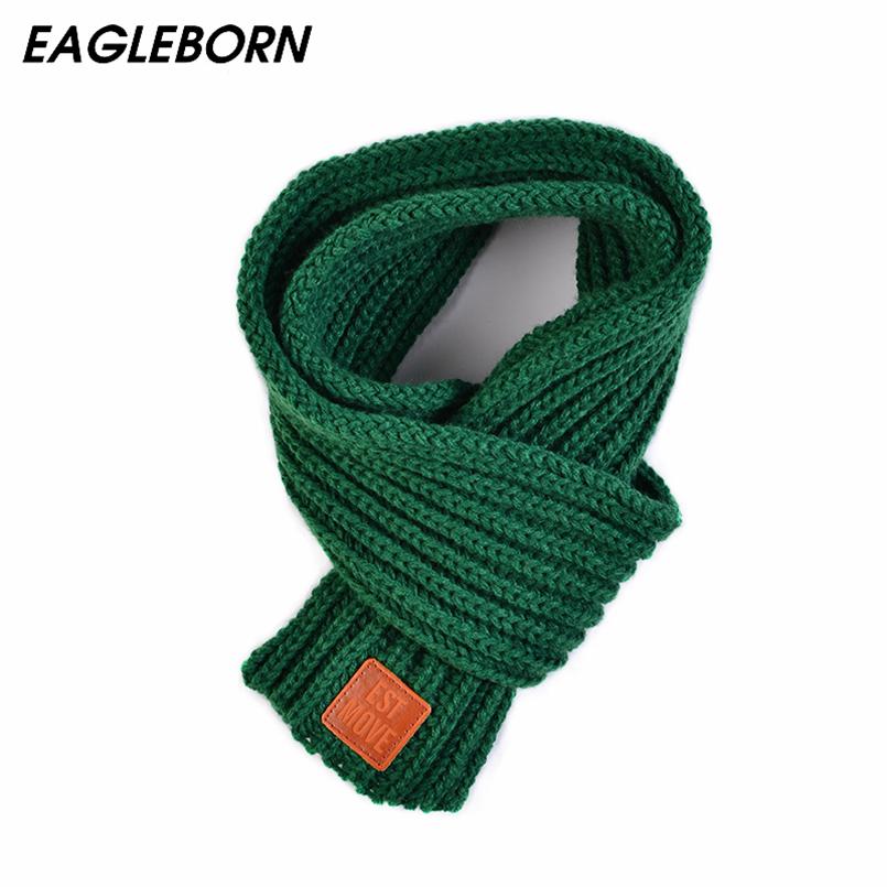 EAGLEBORN 1PC Fashion Winter Scarf Knitted Scarves Shawls Kids Thick Warmer  Cowl Neck Scarf Children Knitting Scarfs Stoles|scarves stoles|knitted scarf  shawlsshawl kids - AliExpress