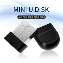USB Stick 32gb 2.0 memory stick plastic 128gb 64gb 16gb 8gb 4gb Small pen drive lovely Black disk creative Free custom LOGO