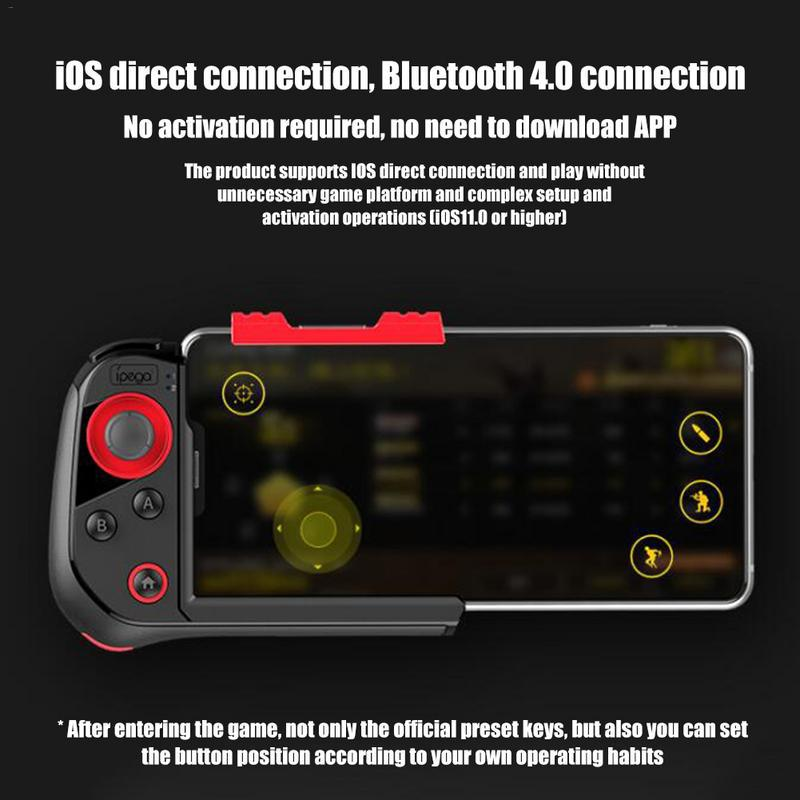 iPega PG 9121 PG 9121 Wireless Bluetooth Game Controller