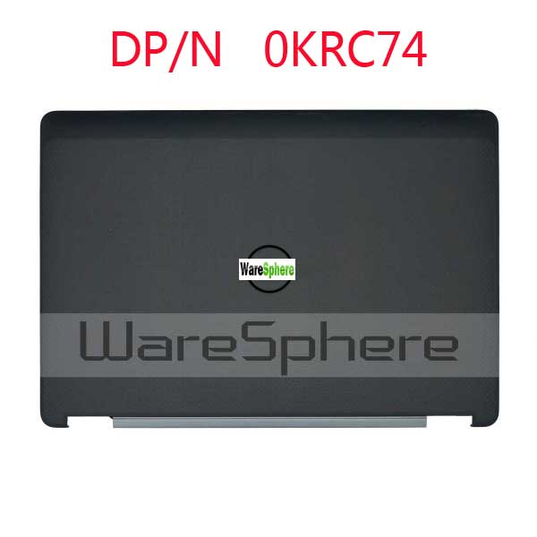 KRC, Rear, Cover, Antennas, Dell, Case