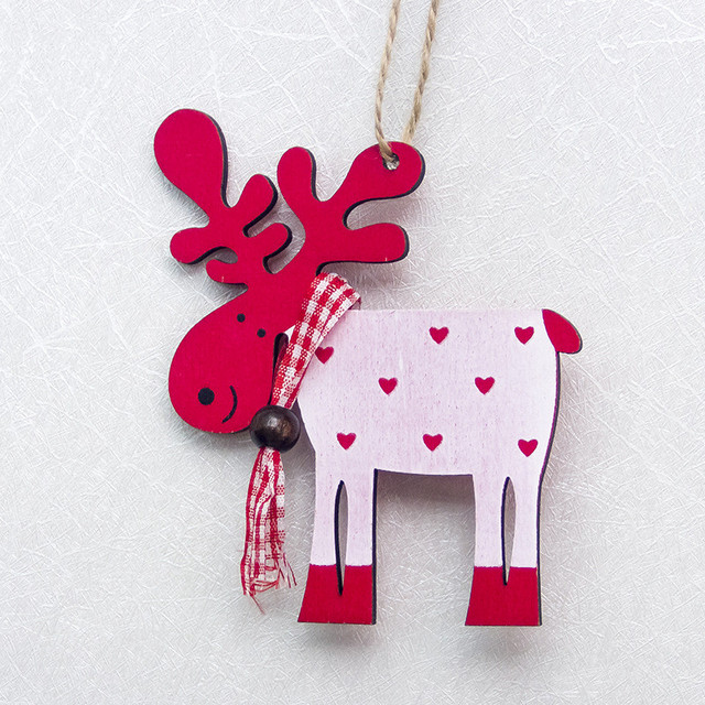 Elk Christmas Tree