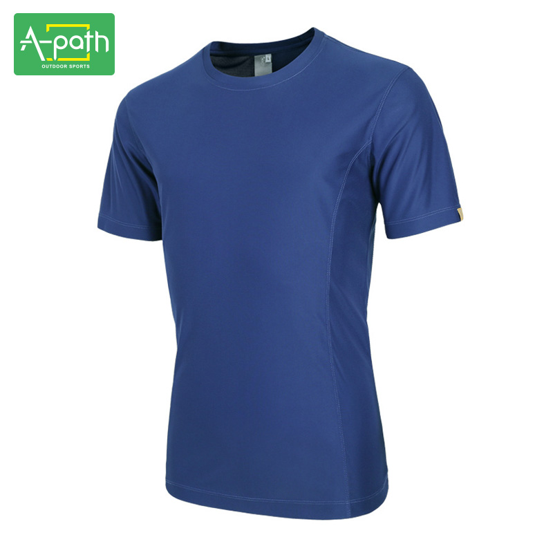 New Summer Man Outdoor T Shirt Sports Jersey Cotton Quick Dry Easy - Sportswear and Accessories - Photo 3