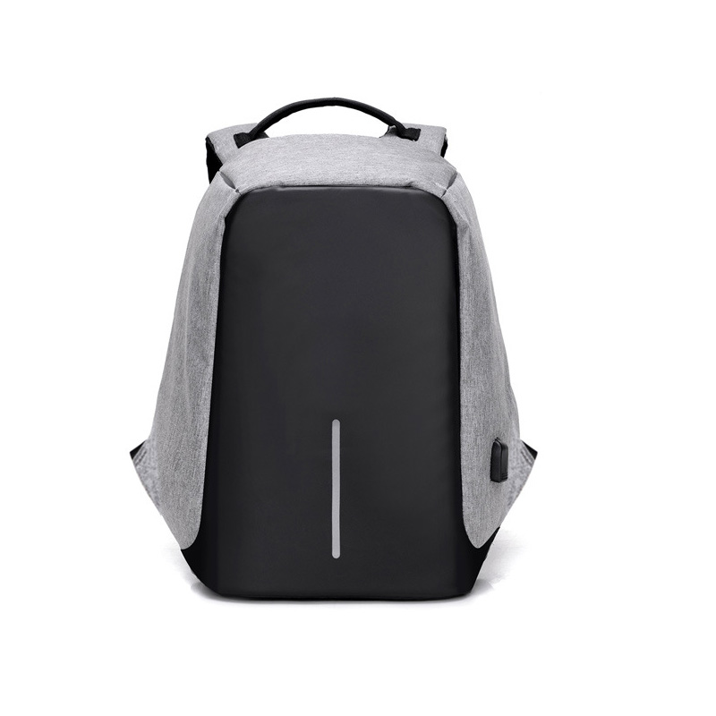 New Polyester Anti Theft Backpacks For Women Large Capacity Travel USB Charging Design Laptop Backpack Portable Men Back Pack men backpack student school bag for teenager boys large capacity trip backpacks laptop backpack for 15 inches mochila masculina
