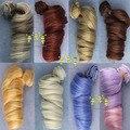1pcs 15*100CM Dolls Wigs/hair Curls for1/3 1/4 BJD \SD Doll