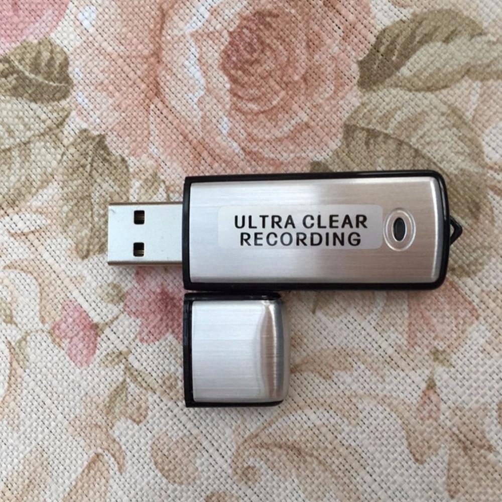 8G 16G enregistreur vocal professionnel Mini Audio USB enregistrement Rechargeable Dictaphone vente en gros pour réunion de conférence