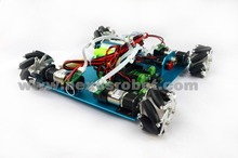 4WD 60mm Mecanum wheel arduino robot kit 10021