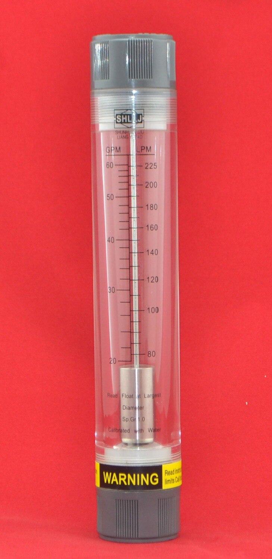 LZM-25G torujuhtme vee / õhu akrüül-rotameetriga tööstusliku - Mõõtevahendid - Foto 1