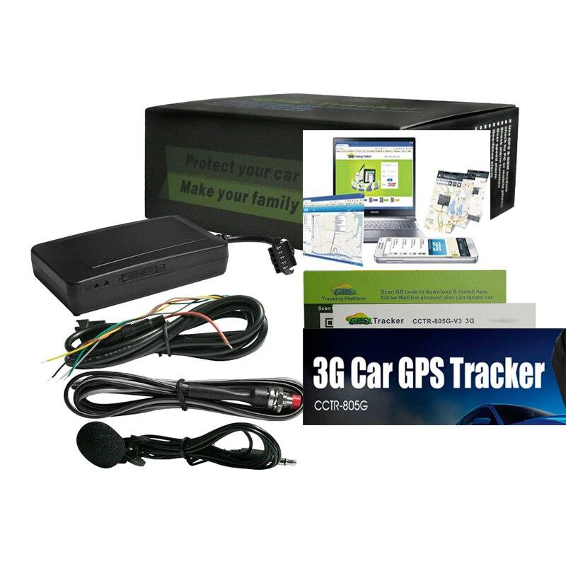 Здесь можно купить   3G Car GPS tracker with sensitive shock sensor listen sound Geo fence sos remote turn off car Engine  Life-time free service fee Автомобили и Мотоциклы