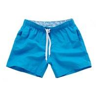 2017 Summer Mens Beach Shorts Candy Colors James Wang King Brand Printed Boardshort Bermuda Masculina Asia