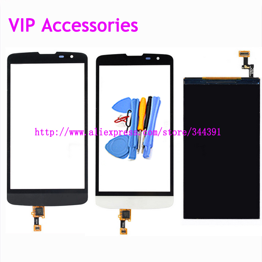 D331 LCD Touch Panel for LG L bello D331 D335 D337 Display LCD Touch Screen Digitizer Tools with Tracking