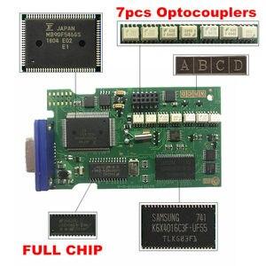 Image 3 - Najnowszy Diagbox 7.83 Lexia3 A + jakość pełne chipy 12 sztuk przekaźnik 7 sztuk transoptory FW 921815C Lexia 3 PP2000 + PSA 30PIN + S.1279 Moduel