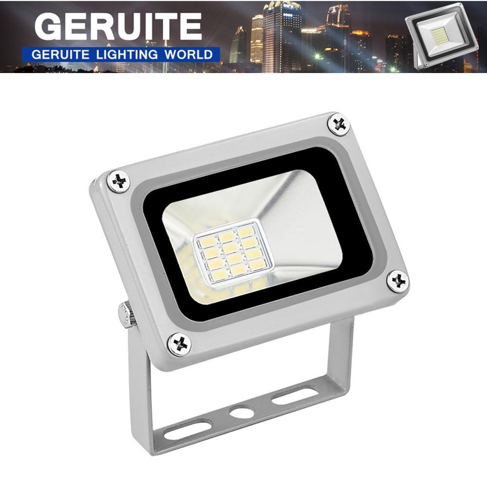 Led Outdoor Light Ip65: Aliexpress.com : Buy 12V 10W LED Flood Light Waterproof