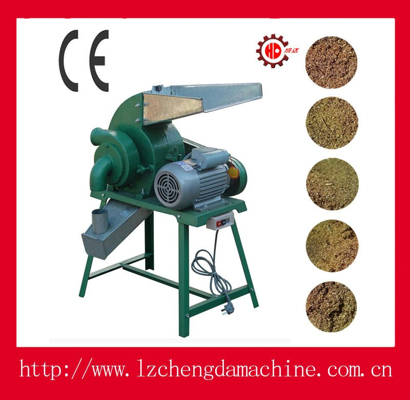 CF158 2.2KW/3KW Small Hammer Mill With Capacity 60-120kg/h Suitable For Family Use