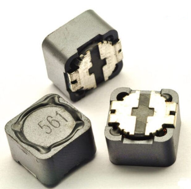 10pcs/lot 12*12*7 560UH SMT SMD Patch Shielding Power Inductors M81 561 Electronic Components Free Shipping Russia